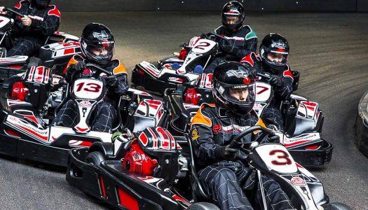 indoor karting warrington