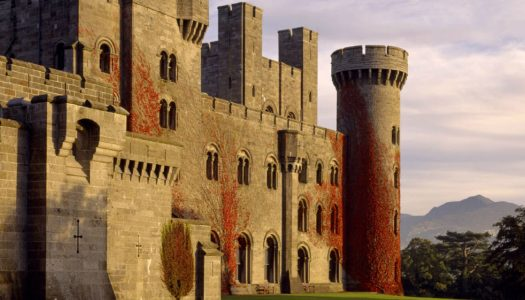 penrhyn castle north wales